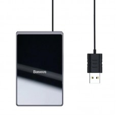 Беспроводное ЗУ Baseus Card Ultra Thin Wireless Charger (WX01B-01) Black