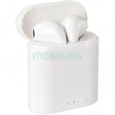 Stereo Bluetooth Headset AirPods i7 Mini White