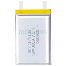 Polymer battery 100*105*4 (6000mAh)