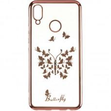 Beckberg Breathe seria (New) for Huawei Honor 10 Lite Butterfly