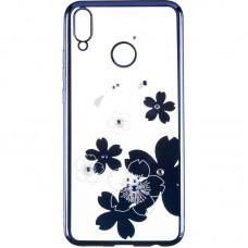Beckberg Breathe seria (New) for Huawei Honor 10 Lite Flowers
