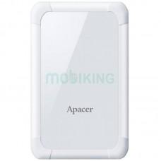 """Внешний жесткий диск 1TB Apacer AC532 White (AP1TBAC532W-1/1TB/2.5""""/USB 3.1)"""