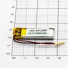 Polymer battery 12*35*4 (180mAh)