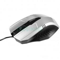 Мышь USB A111 Silver