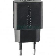 СЗУ USB Original Quality Samsung + cable Type-C 2A Black (EP-TA20)