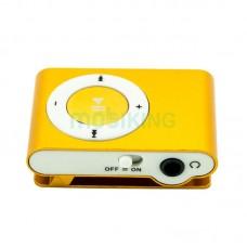 MP3 player SLIM orange + HF