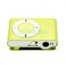 MP3 player SLIM green + HF