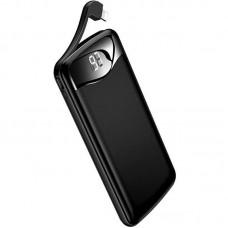 Дополнительная батарея Usams PB28 (10000mAh) Black (US-CD90)