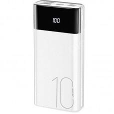 Дополнительная батарея Usams PB34 (10000mAh) White (US-CD97)