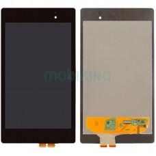 LCD ASUS Google Nexus 7 + touch + lens + Frame (ME370)