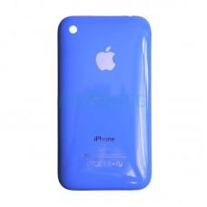 Задняя крышка iPhone 3G 16Gb Blue HC