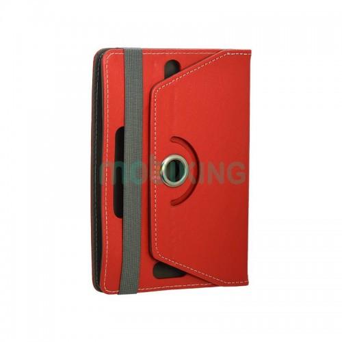 """WRX Universal Case 360* 8"""" Red"""