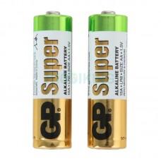 Батарейка AA (LR-6) GP Super (15A-U5) (5шт на блистере)