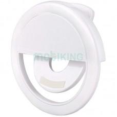 Selfie Ring LED Light for Smartphone RK12 White