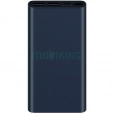 Xiaomi Power Bank 2S (2USB) (PLM09ZM)(VXN4229CN) 10000mAh Black/Blue