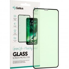 Защитное стекло Gelius Green Life for iPhone 11 Pro Max/XS Max Black
