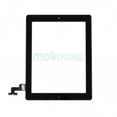 Touchscreen + Len + Button Home iPad 2 Black