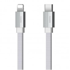Cable Remax (OR) Kerolla RC-094c Type-C -> iPhone X White 1m