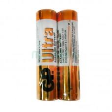 Батарейка AAA (LR-3) GP Ultra (24AU-S2) (2шт техника)