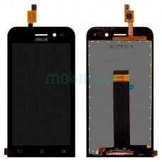 """LCD ASUS Zenfone Go + touch Black Original (4.5""""-ZB452KG)"""