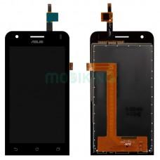 LCD ASUS Zenfone C + touch Black Original (ZC451CG)