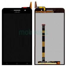 LCD ASUS Zenfone 6 + touch Black Original