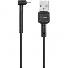 USB Cable Gelius Pro Angle iPhone 8 Black