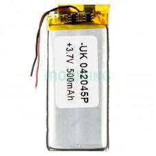 Polymer battery 20*50*3 (500mAh)