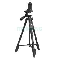 Штатив для телефона/фотоаппарата Yungteng VCT-5208 Black