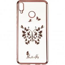 Beckberg Breathe seria (New) for Huawei P Smart Plus/Nova 3i Butterfly