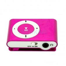 MP3 player SLIM pink + HF