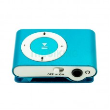 MP3 player SLIM blue + HF