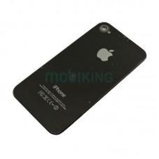 Задняя крышка iPhone 4G Black HC