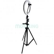 Кольцевая лампа для фото ZD666 10''