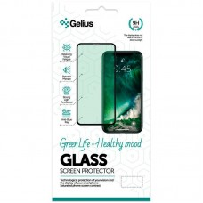 Защитное стекло Gelius Green Life for Xiaomi Redmi Note 8 Pro Black