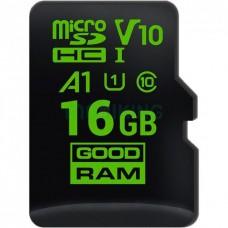 Карта памяти microSDHC 16Gb GoodRam (UHS-1)