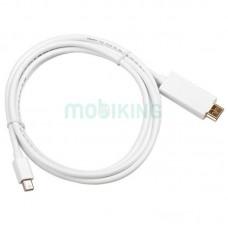 Конвертер Mini DisplayPort-HDMI 1.8m