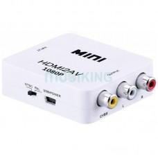 Конвертер HDMI-AV 1080p