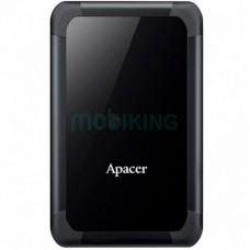 """Внешний жесткий диск 1TB Apacer AC532 Black (AP1TBAC532B-1/1TB/2.5""""/USB 3.1)"""
