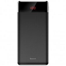 Дополнительная батарея Baseus Mini Cu Digital LCD (10000mAh) Black (PPALL-AKU01)